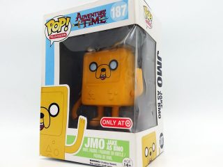 Adventure Time Funko POP figurine J-Mo version Exclu Target - Funko POP!/Pop! Adventure Time - Little Geek