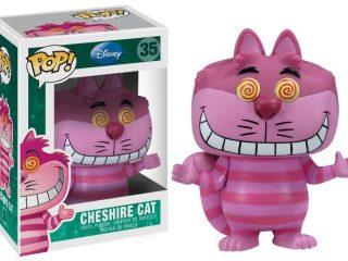 Alice au pays des merveilles Funko Pop Chat du Cheshire - Funko POP!/Pop! Cinéma - Little Geek