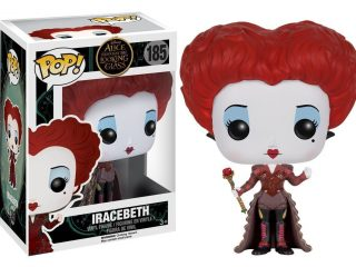 Alice Through The Looking Glass Funko Pop Iracebeth - Funko POP!/Pop! Cinéma - Little Geek