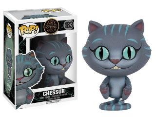 Alice Through The Looking Glass Funko Pop Young Cheshire Cat - Funko POP!/Pop! Cinéma - Little Geek