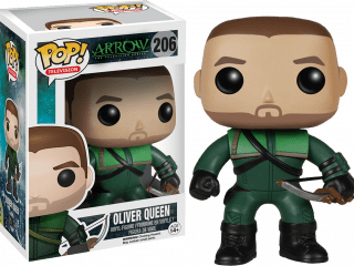 Arrow Funko Pop Oliver Queen - Funko POP!/Pop! DC Heroes - Little Geek