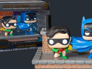 Batman 1966 Funko POP figurine Batman - Funko POP! - Little Geek
