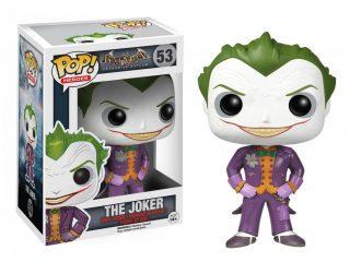 Batman Arkham Asylum Funko Pop The Joker - Funko POP!/Pop! DC Heroes - Little Geek