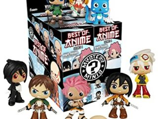 Best of Anime Funko Mystery Minis - Best of Anime