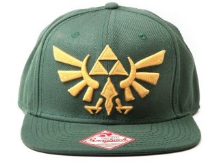 BIOWORLD casquette The legend of Zelda - Casquettes - Little Geek