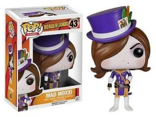Borderlands Funko POP figurine Mad Moxxi Limited Red Outfit - Funko POP!/Pop! Jeux Vidéo - Little Geek