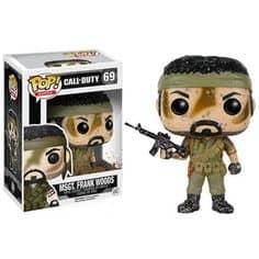 Call Of Duty Funko POP MSgt. Frank Woods - Funko POP!/Pop! Jeux Vidéo - Little Geek