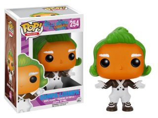 Charlie et la Chocolaterie Funko Pop Oompa Loompa - Funko POP!/Pop! Cinéma - Little Geek