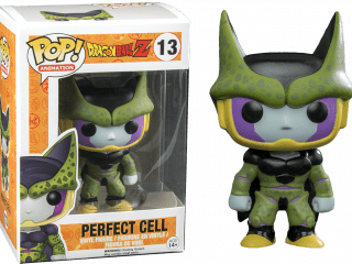 DBZ Funko POP figurine Perfect Cell - Dragon Ball - Little Geek