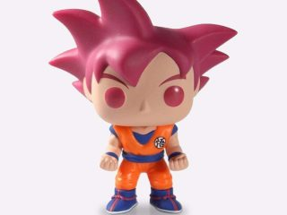 DBZ Funko POP figurine Son Goku Super Saiyan - Dragon Ball - LG