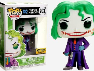 DC Heroes Funko Pop Batman The Joker # - Funko POP!/Pop! DC Heroes - Little Geek