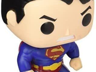 DC Heroes Funko POP figurine Superman New 52 Exclu - Funko POP!/Pop! DC Heroes - Little Geek