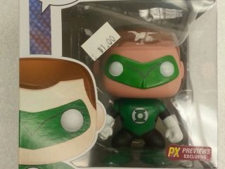 DC Heroes Funko POP Green Lantern The New 52 - Funko POP!/Pop! DC Heroes - Little Geek