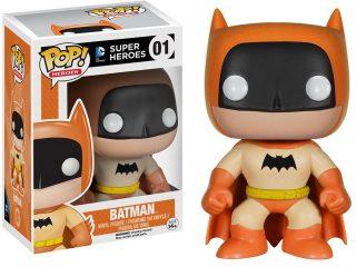 DC Heroes Funko Pop Orange Batman Limited #