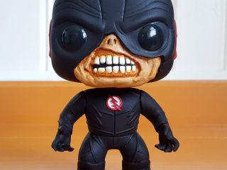 DC Heroes Funko Pop The Black Flash - Funko POP!/Pop! DC Heroes - Little Geek