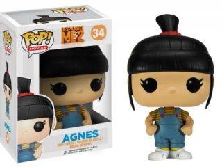Despicable Me Funko Pop Agnes - Funko POP!/Pop! Animation - Little Geek