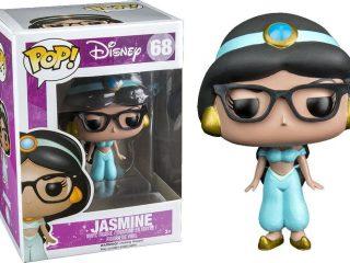 Disney Funko Pop Aladdin - Jasmine - Funko POP!/Pop! Disney - Little Geek