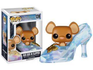 Disney Funko Pop Cendrillon Gusgus - Funko POP!/Pop! Disney - Little Geek