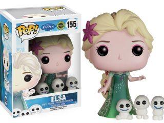 Disney Funko POP figurine Frozen Elsa - Funko POP! - Little Geek