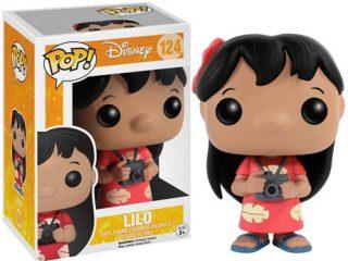 Disney Funko POP figurine Lilo & Stitch - Lilo #