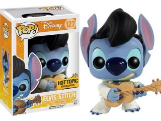 Disney Funko POP figurine Lilo & Stitch - Stitch Elvis - Exclu Hot Topic - Funko POP!/Pop! Disney - Little Geek