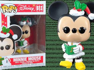 Disney Funko POP figurine Minnie Mouse # - Funko POP!/Pop! Disney - Little Geek