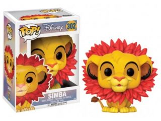 Disney Funko POP figurine Roi Lion Simba - POP! - Little Geek