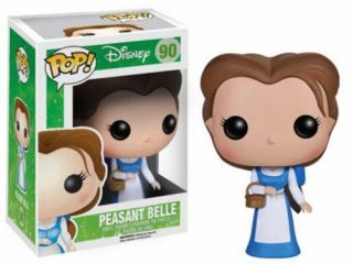 Disney Funko Pop La Belle et la Bête - Belle Paysanne # - Funko POP!/Pop! Disney - Little Geek