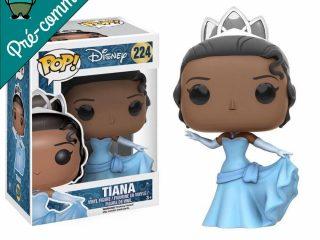 Disney Funko POP La Princesse & la Grenouille Tiana - Funko POP!/Pop! Disney - Little Geek