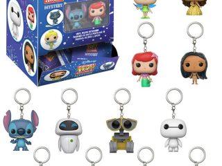 Disney Funko POP Pocket Keychain figurine Ariel 4 cm - Funko POP!/Pop! Disney - Little Geek