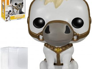 Disney Funko Pop Raiponce Maximus - Funko POP!/Pop! Disney - Little Geek