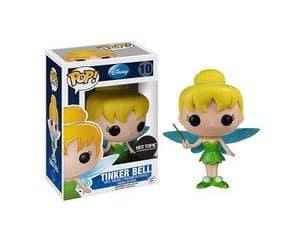 Disney Funko Pop Tinkerbell Pixie Dust Version - Funko POP!/Pop! Disney - Little Geek