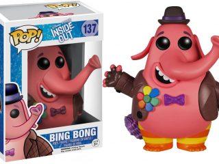Disney Funko Pop Vice Versa Bing Bong #