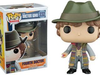 Doctor Who Funko Pop 4th Doctor # - Funko POP!/Pop! Doctor Who - Little Geek