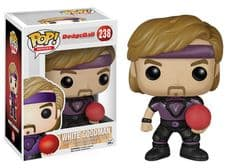 DodgeBall Même pas Mal Funko POP White Goodman - Funko POP!/Pop! Cinéma - Little Geek