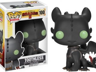 Dragon 2 Funko POP figurine