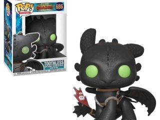 Dragon 2 Funko POP figurine Krokmou - Funko POP! - Little Geek
