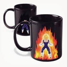 Dragon Ball Z Mug Thermique Super Saiyan - Goodies - Little Geek