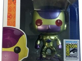 Dragonball Z Funko Pop Golden Frieza