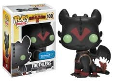 Dragons 2 Funko Pop Toothless Racing Stripes - Funko POP!/Exclus - Little Geek