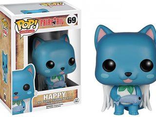 Fairy Tail Funko Pop Natsu - Boîte endommagée - Funko POP!/Pop! Endommagée - défaut - Little Geek