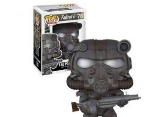 Fallout 4 Funko Pop T-60 Power Armor - Funko POP!/Pop! Jeux Vidéo - Little Geek