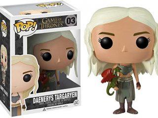Game of Thrones Funko POP figurine Daenerys Targaryen Blue # - Funko POP!/Pop! Game Of Thrones - Little Geek