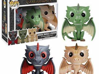 Game of Thrones Funko POP figurine Dragon Viserion Oversized 15cm - Funko POP!/Pop! Game Of Thrones - Little Geek