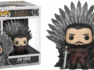 Game of Thrones Funko POP figurine Jon Snow - Funko POP!/Pop! Game Of Thrones - Little Geek