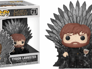 Game of Thrones Funko POP figurine Tyrion Lannister - Little Geek