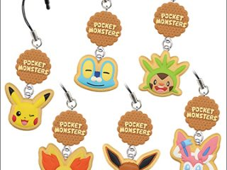 Gashapon - Pokemon Cookie