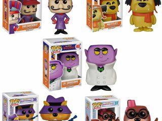 Hanna Barbera Funko POP Vinyl Secret Squirrel - Funko POP!/Pop! Divers - Little Geek