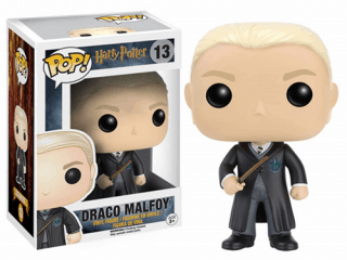 Harry Potter Funko Pop Draco Malfoy - Funko POP!/Pop! Harry Potter - Little Geek