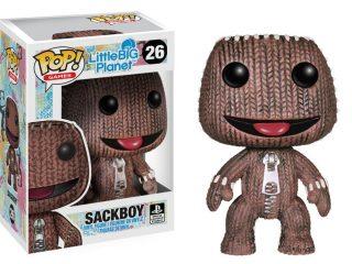 Little Big Planet Funko Pop Sackboy # - Funko POP!/Pop! Jeux Vidéo - Little Geek